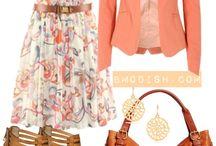 Jarní Oblečení