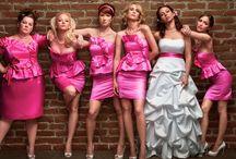 Weddings: Bridesmaids