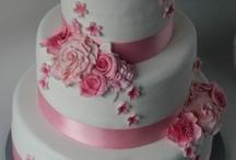 Florale taarten