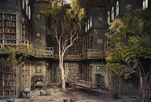 Ruins and decay / by Liz Lander
