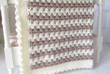 Crochet - deky
