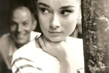 All Things Audrey / Hepburn, that is. / by Lindsey Fossum