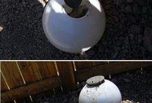 Støbe med beton
