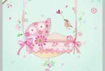 ✿ HORRABIN Lynn / Illustratrice