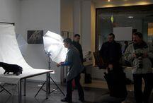 2014 KOCIA SESJA W GALERII NIERZECZYWISTEJ RSF-12.02.2013 / Sesja Funia i Chanelki od kuchni - 12.02.2014, Galeria RSF Rzeszowskie Stowarzyszenie Fotograficzne