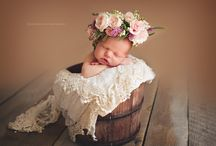 Jacie Newborn Session Ideas
