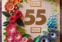 Quilling / quilling cards, quillig paint