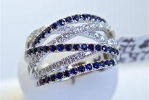 Diamond Engagement Bands / Diamond Engagement Bands