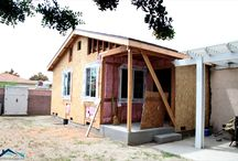 Addition in Lakewood / A room addition with Bathroom and walking closet on this single family 966 soft 2 bedrooms 1 Bath home in Lakewood CA 2016. Soon to be 3 bedrooms and 2 Bath witch will make the house bigger with more spaces thanks to the planning and work of Hi Tech Builders.