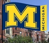 University of Michigan fan! / My husband loves, need I say more? / by Shannon Beaupre