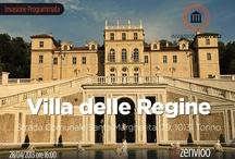 #invasionidigitali / Invasione digitale a #Villa della Regina #Torino con i ragazzi di #Zenvioo