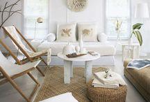 Ideas for Beach House / by Cynthia Vigini