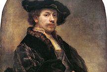 Rembrandt Harmenszoon van Rijn / Rembrandt Harmenszoon van Rijn, meglio noto semplicemente come Rembrandt (Leida, 15 luglio 1606 – Amsterdam, 4 ottobre 1669) pittore e incisore olandese.