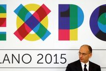EXPO 2015 Milan / Expo2 2015 Milano. www.milanogiornoenotte.com