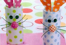 Malvi & Co. - Easter creativity / Some DIY activities to do with your children during Easter holidays.