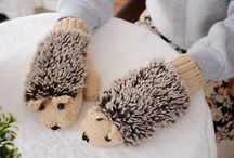 Вязание :: Зима