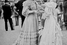 Edwardian and Victorian Fashion