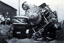Rail·road / Trains / by Andrew Aliferis