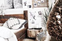 inspo | white + wood