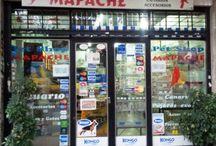 Cosas para comprar / Mapache - Pajareria - Acuario Av Federico Lacroze 3965 Ciudad Autonoma de Buenos Aires Argentina Tel (011) 45553273 www.mapachepajare... consultas@mapache...