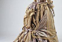 Earlier 1800s fashion