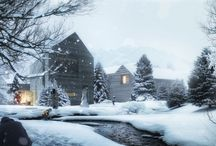 Winter rendering