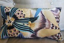 Designer & Couture Throw PIllows