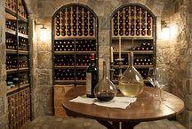 Wine racks/cellars