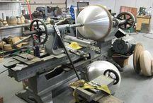 Metals spinning