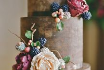 The cake / Wedding cake
