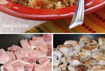 Slow cooker meals / by Kelly Stewart