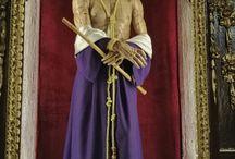Stmo Cristo de la Humildad / ataviado para el mes de los difuntos