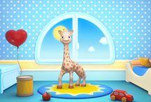 Web-série Sophie la girafe / CLAP Sophie la girafe vous donne RDV sur l'application TFOU Max pour découvrir sa web-série ludo-éducative adaptée de la pédagogie Montessori ! La première partie de la saison 1 est en ligne : 10 épisodes d'apprentissage et 5 comptines. Tous les sens de l'enfant sont en éveil pour lui permettre de découvrir de manière ludique les formes, les couleurs, les animaux, les fruits ou encore les saisons #Sophielagirafe #webserie #Montessori #5sens #maman #papa #bebe #TfouMax #KLB