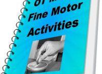 Fine Motor Skills / by Jolleen Kurz