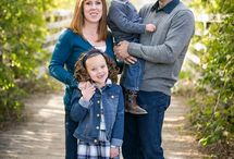 Family Holiday Portrait Outfit Ideas