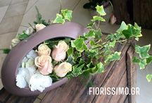 Fiorissimo.gr  Only For Flower Lovers!! / Boho flower arrangements!!