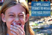 Pranks / Because apparently there's a prank fairy and I am she / by Deanna Martin