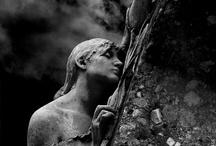 Cementerios cemetery art