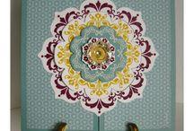 Stampin' Up! - Floral Frame
