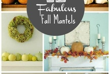 Fall and Turkey Day / Decorating and enjoying the Fall / by Sydney Davie