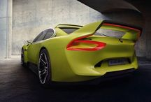 Concept Cars / Hello yellow sharknose