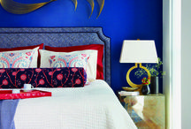 Saturated Walls / Richly painted walls