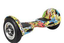 Gadgets / Smartbalance wheel hoverboard