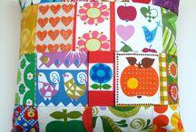 Patterns, Colours, Stencils