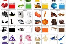 Obrázky farby