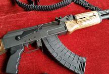 Milled Receiver AK-47 / Milled AK-47