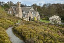 Dream houses / I really really love these houses. I love how the old beautiful irish houses looks like:) hope you like it!!