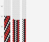 wzory sznurów