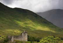 Bonnie Scotland / Travel inspiration for one of the most beautiful but underrated destinations in the world...