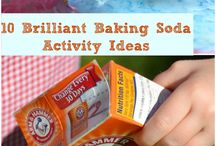 Experiments / Fun stuff to do with the kiddos!